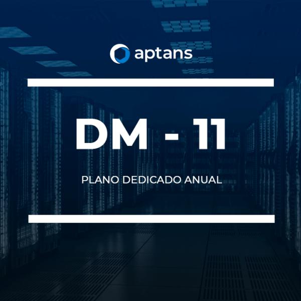 Plano dedicado mensal servidor gerenciados